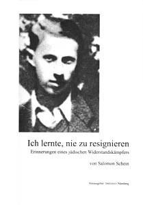 Titelbild des Buches Ich lernte, nie zu resignieren