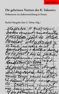Titelbild des Buches Die geheimen Notizen des K. Sakowicz
