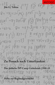Titelbild des Heftes Zu Pessach nach Unterfranken