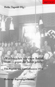 """Titelbild des Heftes """"Was brauchen wir einen Befehl, wenn es gegen die Juden geht?"""""""