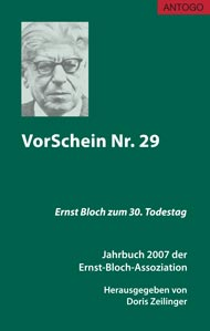 Titelbild des Buches VorSchein 29