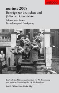 Titelbild des Buches nurinst 2008