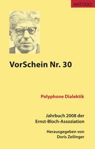 Titelbild des Buches VorSchein 30