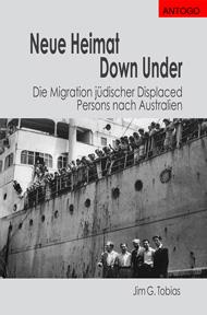 Titelbild des Buches Neue Heimat Down Under