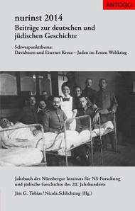 Titelbild des Buches nurinst 2014