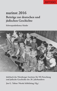 Titelbild des Buches nurinst 2016