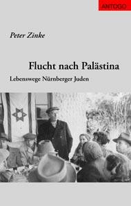 Titelbild des Buches Flucht nach Palästina