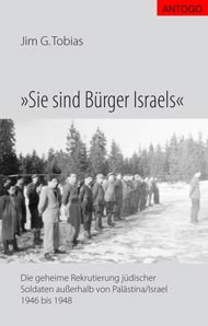 """Titelbild des Buches """"Sie sind Bürger Israels"""""""