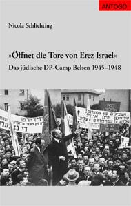"""Titelbild des Buches """"Öffnet die Tore von Erez Israel"""""""