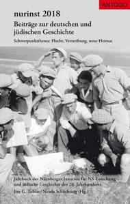 Titelbild des Jahrbuches nurinst 2018